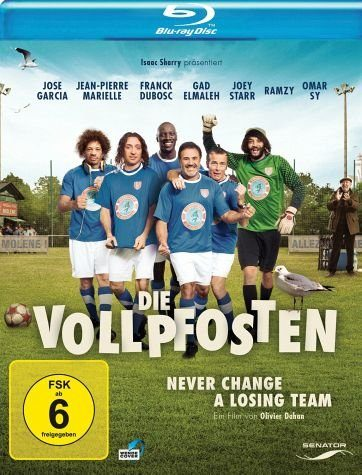 Blu-ray »Die Vollpfosten - Never Change a Losing Team«